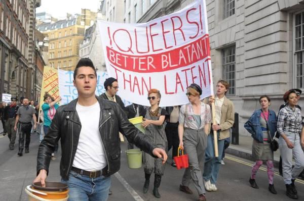 Fotograma de la pelicula Pride