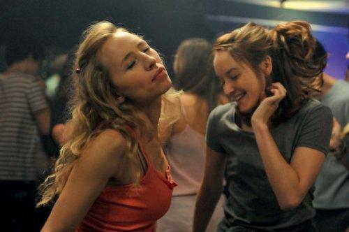 fotograma de la película 'Una nueva amiga'